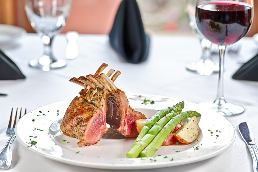 NZ Rack of Lamb